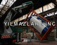 Vinçli Fabrika Nakliyat , Kiralık Vinç servisi